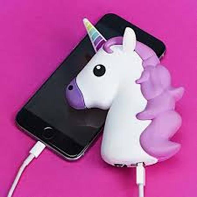 2200mAh Fun Emoji Portable Power Banks