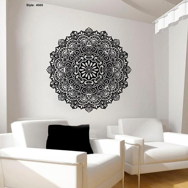 Mandala Wall Art Decals - Assorted Styles