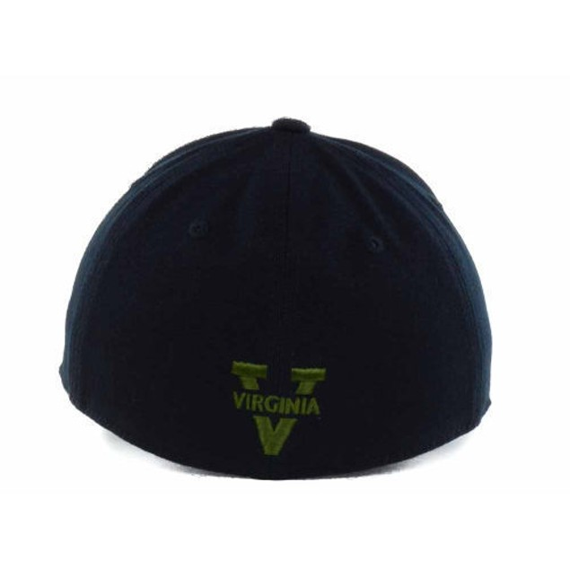 "Virginia Cavaliers NCAA TOW ""Dog Tag"" Stretch Fitted Hat"