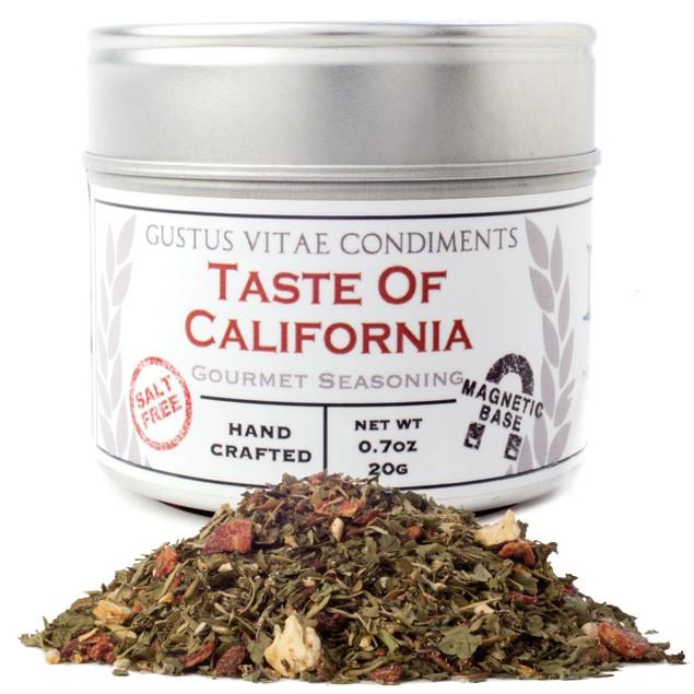 Taste of California Gourmet Seasoning