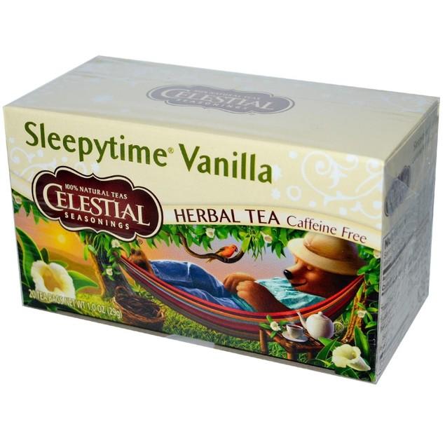 Celestial Seasonings Sleepytime Vanilla Tea