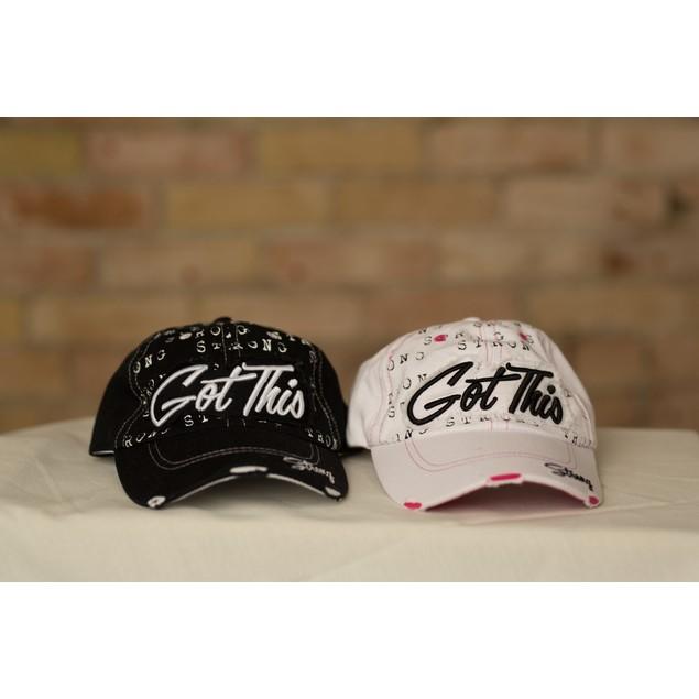 "Journey Girl ""Got This"" Hat"
