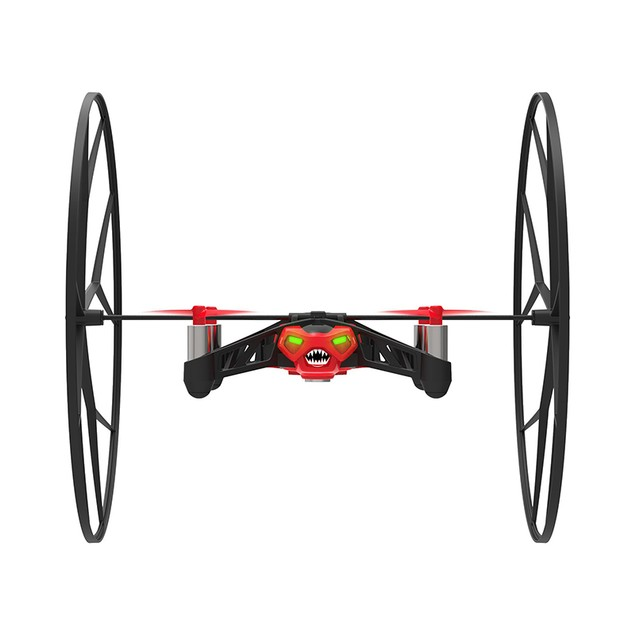 Parrott Rolling Spider Helicopter with HD Camera