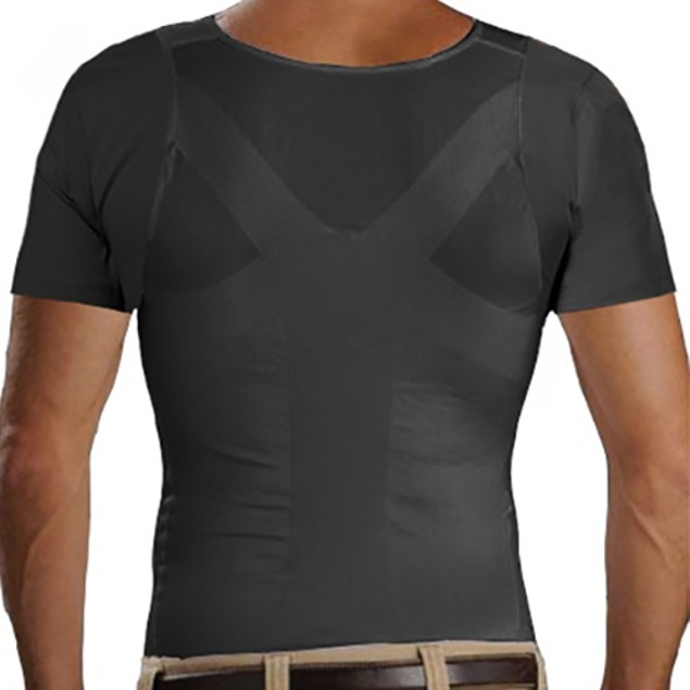 Insta Trim Compression & Body-Support Undershirt