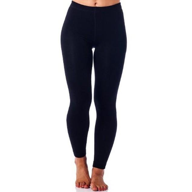 2-Pack Women's Plus Size Fleece Lined Leggings