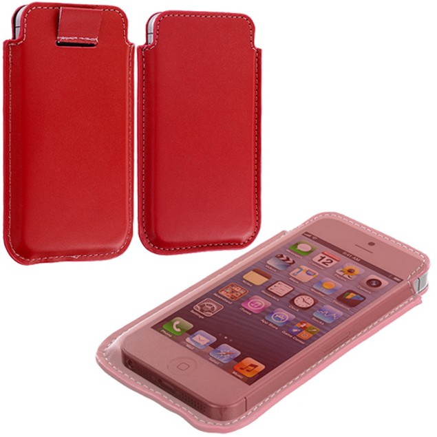 Apple iPhone 5 Sleeve Pouch Phone Holder Case