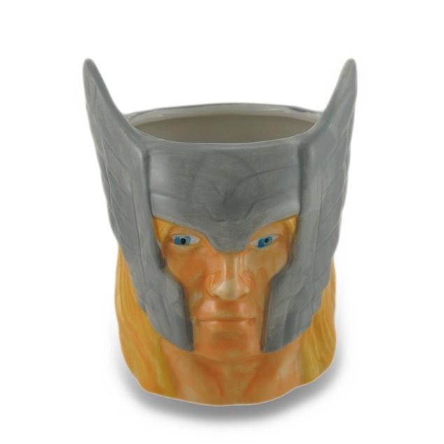 Marvel Comics Thor Molded Ceramic Coffee/Tea Mug Novelty Coffee Mugs