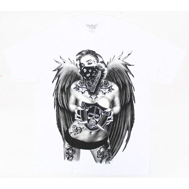 Fashion Graphic T-shirts - Raider Marilyn