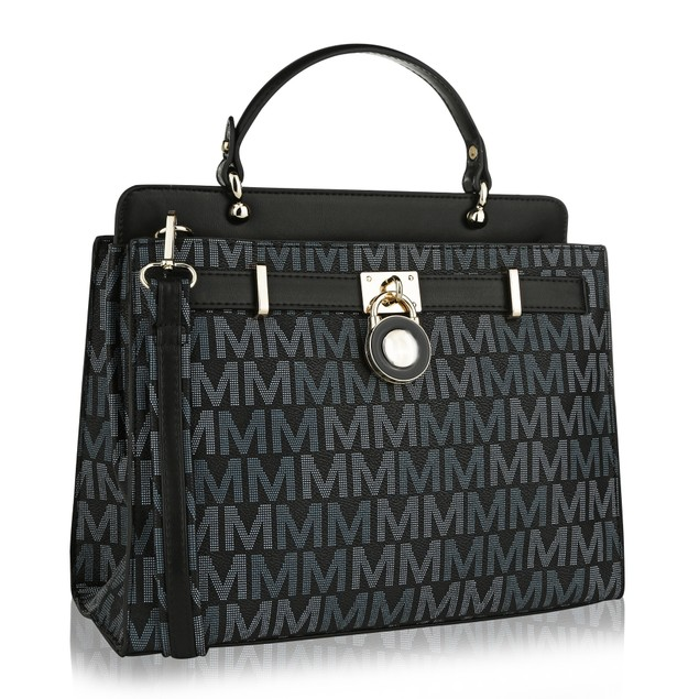 MKF Collection Blayna M Signature Satchel by Mia K. Farrow