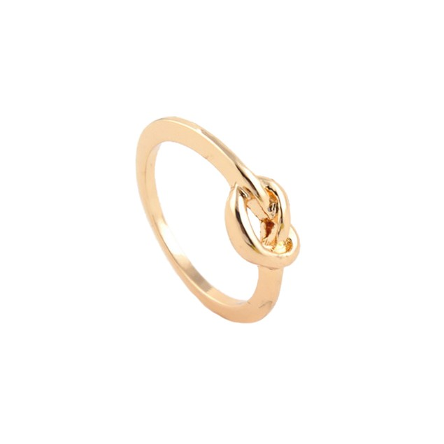 Knot Ring - 2 Colors