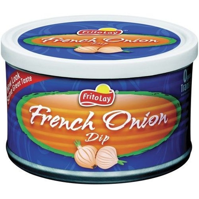 Fritos French Onion Dip 8.5 oz Can