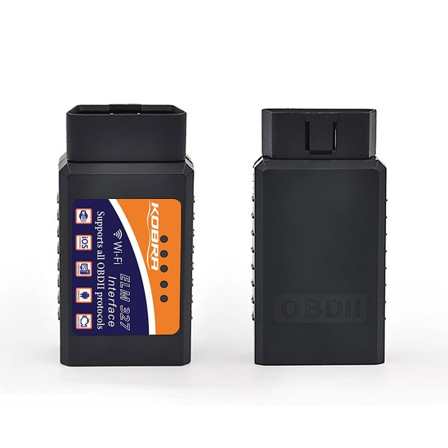 KOBRA Wireless OBD2 Car Code Reader Scan Tool