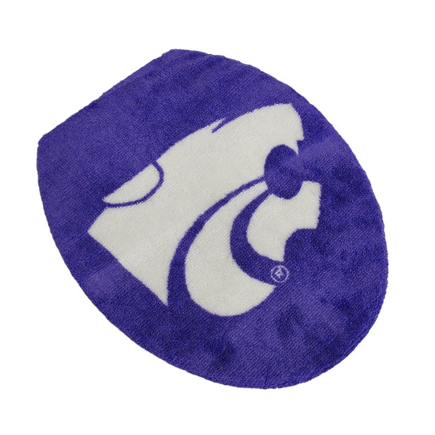 Kansas State Wildcats Plush 3 Piece Bath Set Bath Linen Sets