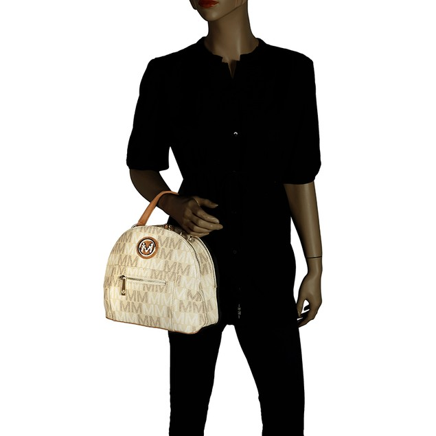 MKF Collection Ariel 2 in 1 Shoulder Bag and Backpack by Mia K. Farrow