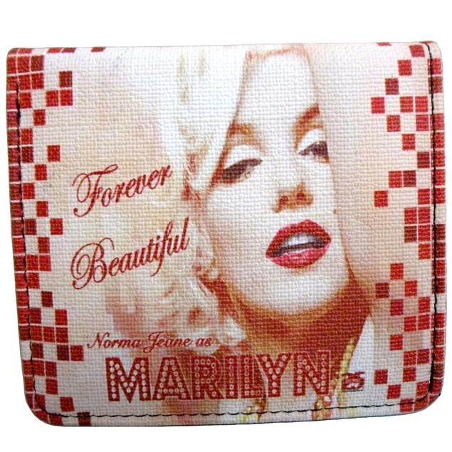 Licensed Marilyn Monroe French Wallet