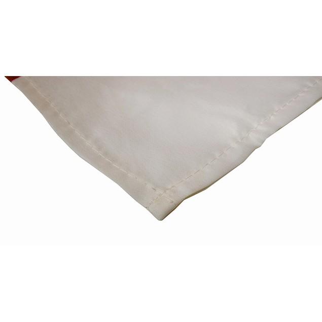 Texas Longhorns Fabric Shower Curtain 71 X 71 In. Shower Curtains