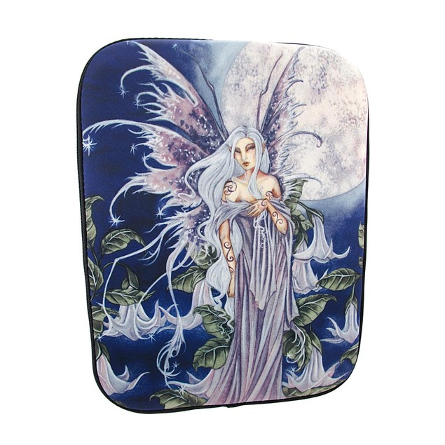 Amy Brown `Night Blossoms` Fairy Neoprene Tablet Touch Screen Tablet