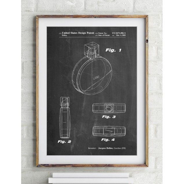 Perfume Jar Poster
