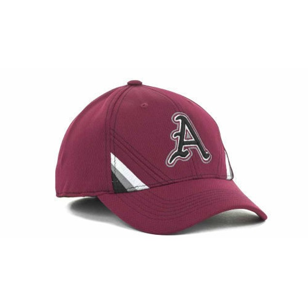 """Arkansas Razorbacks NCAA TOW """"Pace"""" Stretch Fitted Hat"""