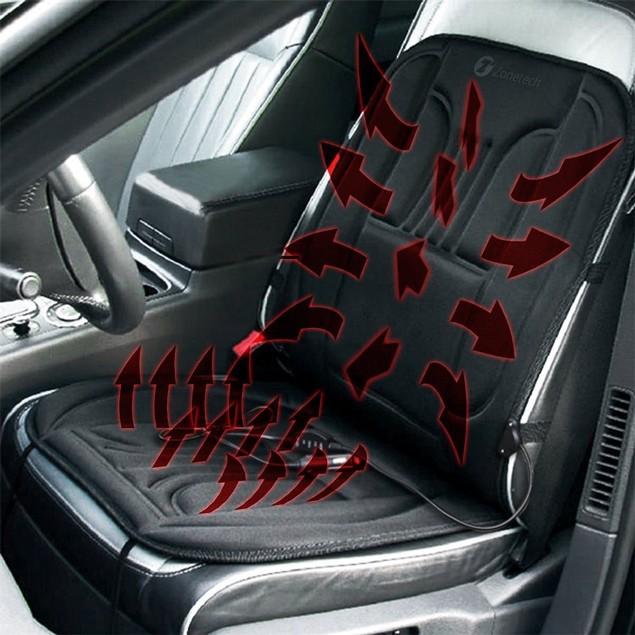 Zone Tech Thickening Heated Car Seat Cushion Warmer