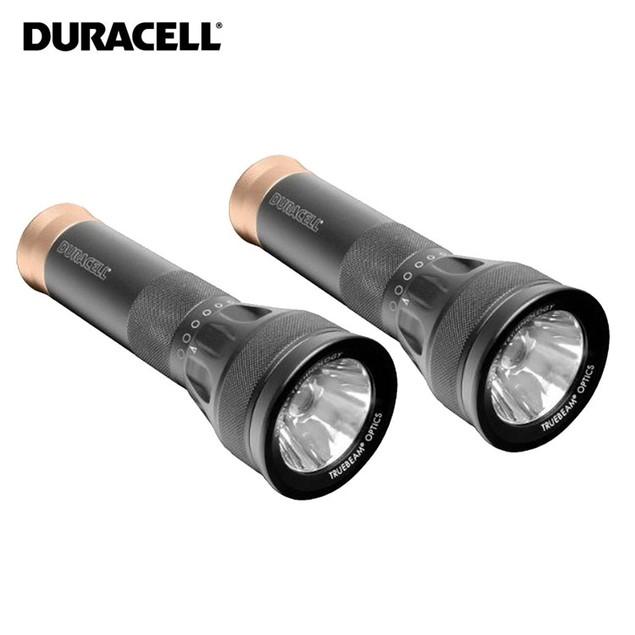 2-Pack Duracell Daylite LED Flashlight