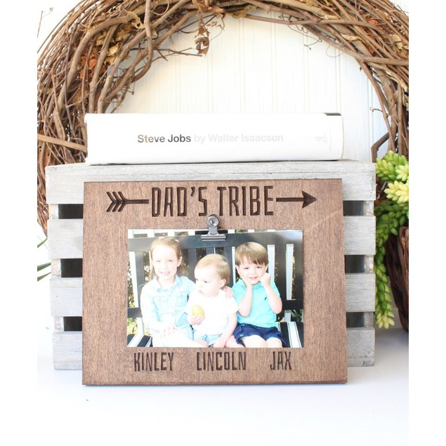 Personalized Name Father's Day Frame