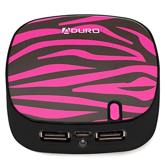 Aduro PowerUp 4000mAh Portable Backup Battery