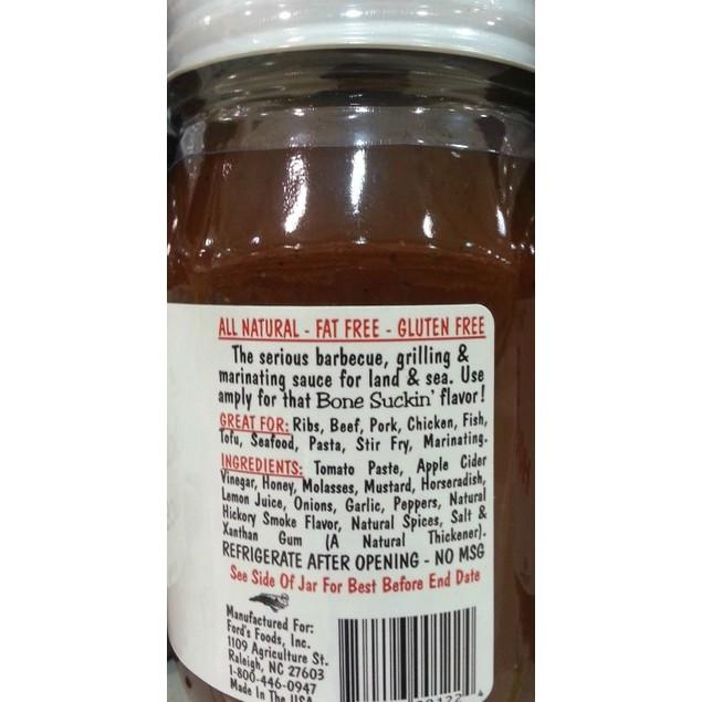 Bone Suckin' Sauce Regular BBQ Sauce