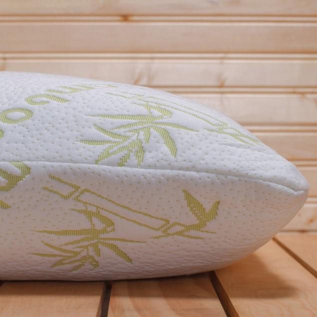 Bamboo Memory Foam Pillow - Buy 2 & Save