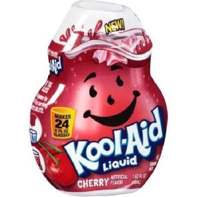 Kool-Aid Flavor Enhancer Liquid Drink Mix 3 Bottle Variety Pack