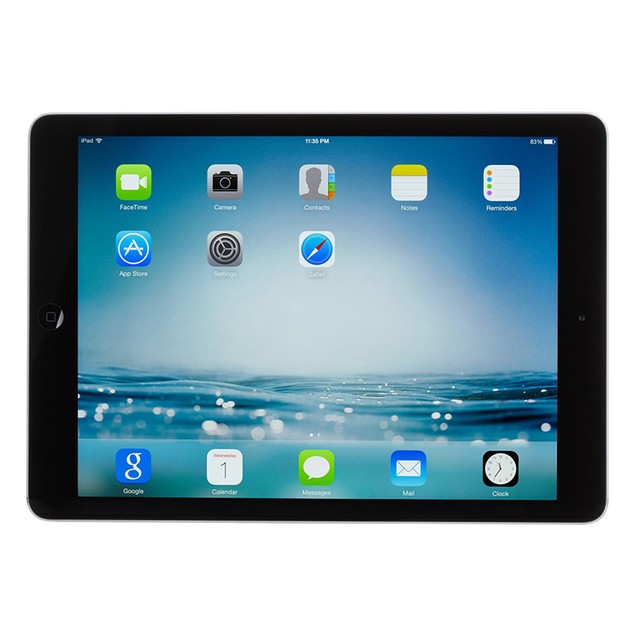 Apple iPad Air ME991LL/A, 16GB + WiFi