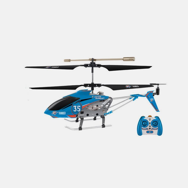 NBA OKC Thunder Kevin Durant RC Helicopter