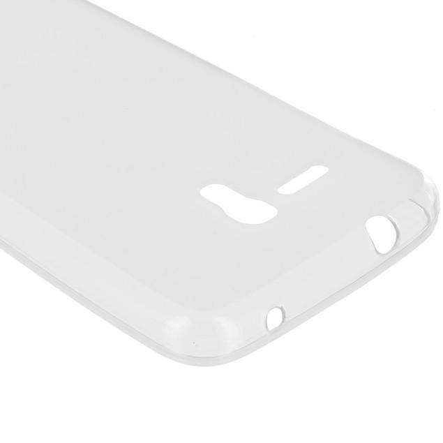 Alcatel OneTouch Fierce XL TPU Rubber Case Cover
