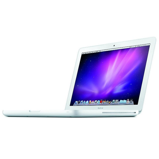 "Apple 13.3"" MacBook MC207LL/A, Core 2 Duo (Grade B) - Pick your SSD"