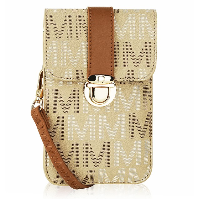 MKF Collection Lulu M Signature Phone Wallet by Mia K Farrow
