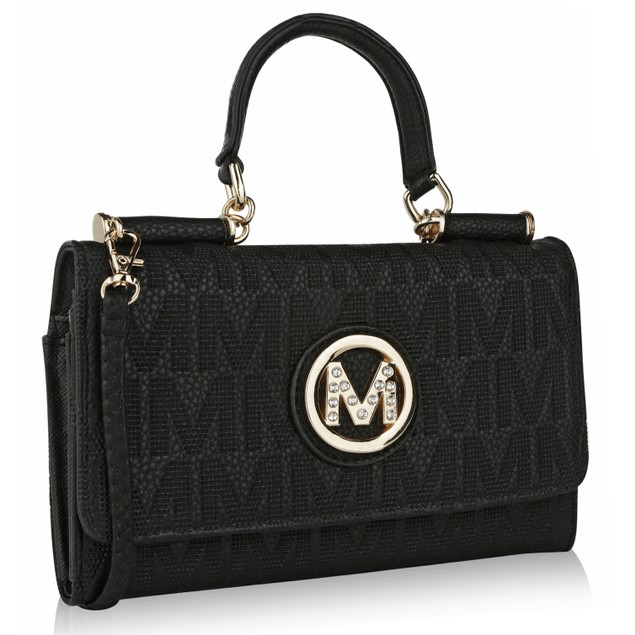MKF Collection Vanina Milan 3 in 1 M Cross-body Wallet by Mia K. Farrow