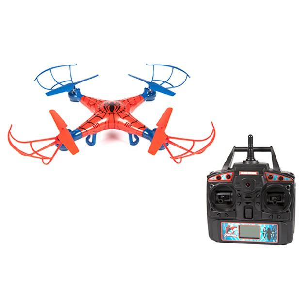 Marvel Licensed Spider-Man Sky Hero 2.4GHz 4.5CH RC Drone