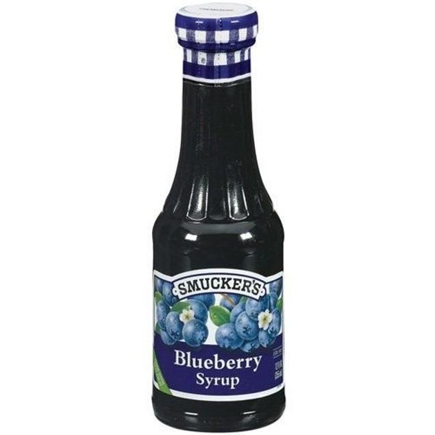 Smucker's Blueberry Pancake Syrup 12 oz