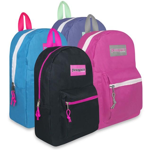Trailmaker Backpack Female Colors