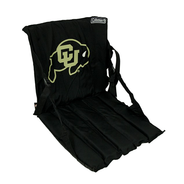 Colorado Buffaloes Cushioned Roll Up Stadium Seat Sports Fan Folding Chairs