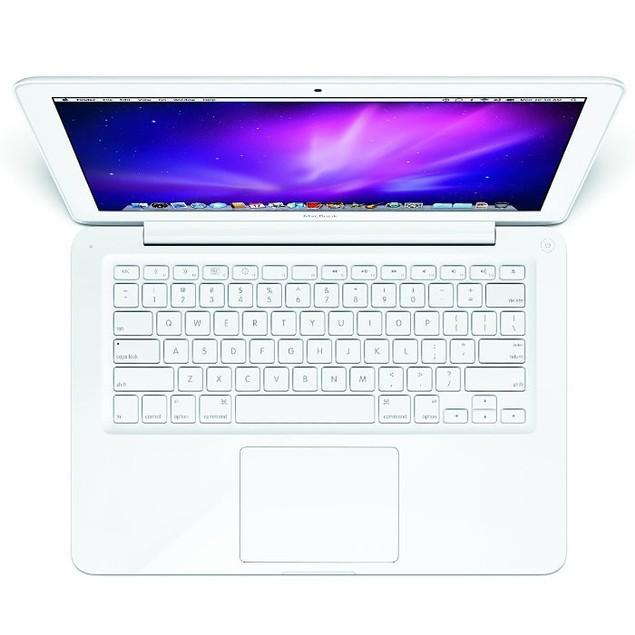 "Apple 13.3"" MacBook MC207LL/A, Core 2 Duo, 2GB RAM, 250GB HDD (Grade C)"
