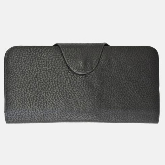 Genuine Leather Long Wallets