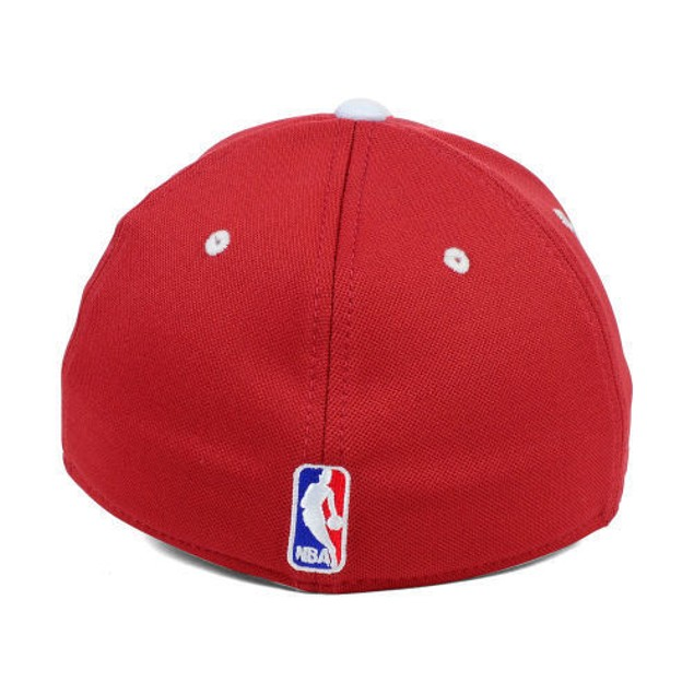 "Miami Heat NBA adidas ""Fastbreak"" Stretch Fitted Hat"