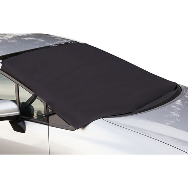 Heavy-Duty Snow and Ice Deflector Car Windshield Cover