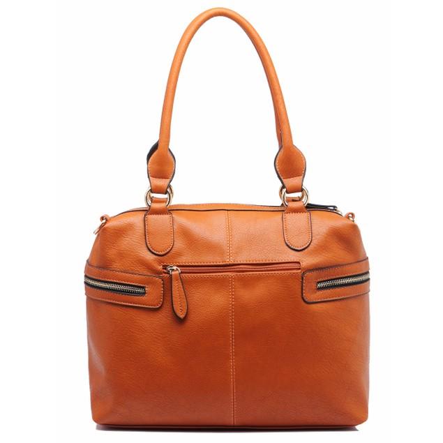 MKF Collection Chindel Tote Handbag by Mia K Farrow