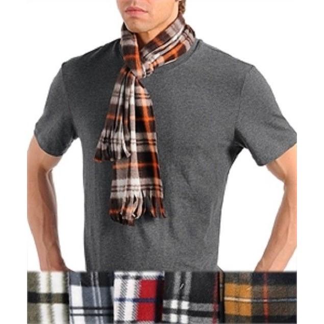 Fashion Plaid Scarves NWT!
