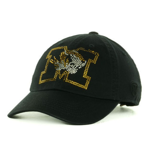 "Missouri Tigers NCAA TOW ""Butterfly"" Women's Adjustable Hat"