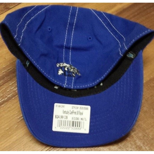 """Kentucky Wildcats NCAA TOW """"Conference Print"""" Stretch Fitted Hat"""