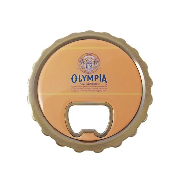 Olympia Beer Belt Buckle Bottle Opener Mens Belt Buckles