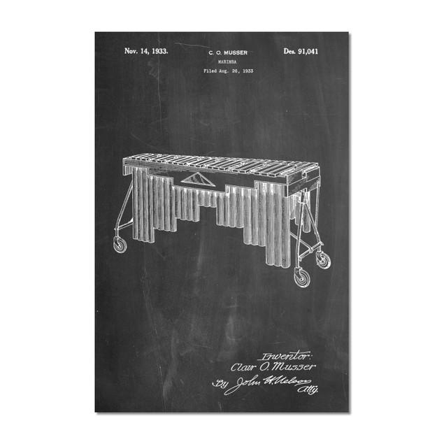 Marimba Poster